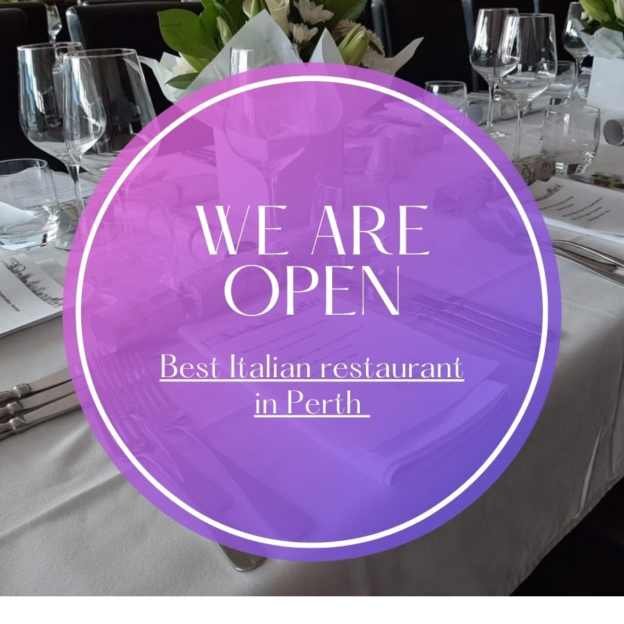 Best Italian restaurant in Perth