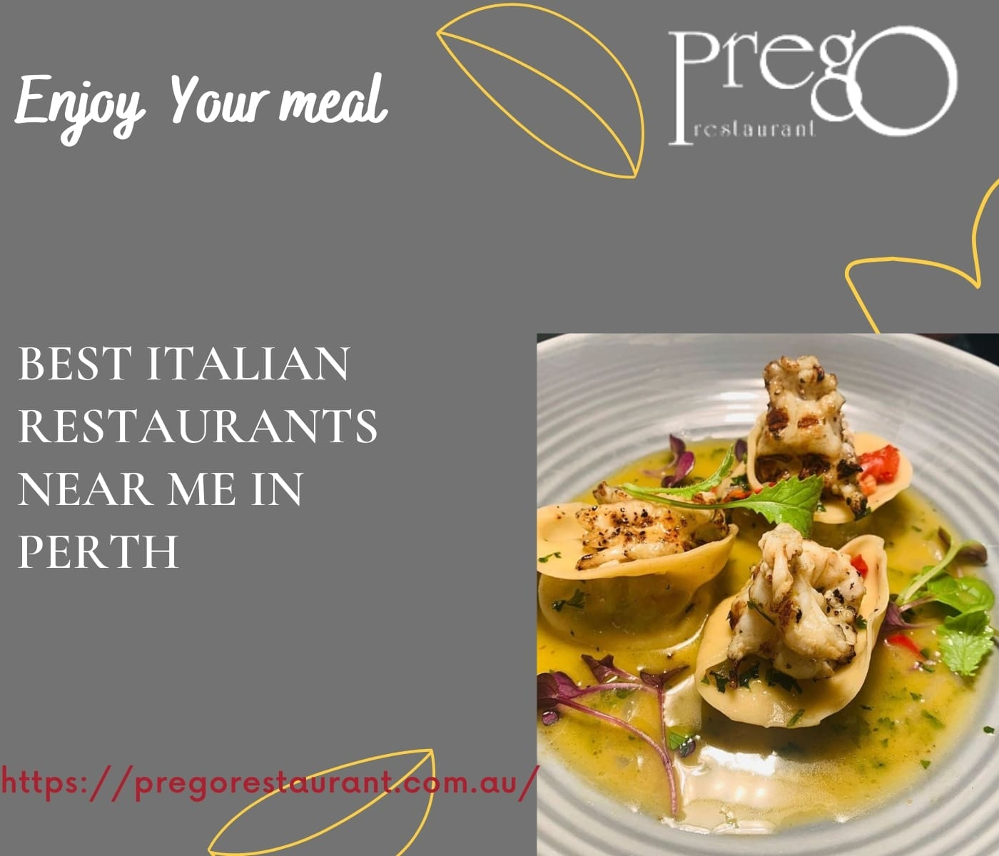 Best Italian Restaurants near me in Perth